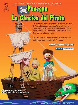 La Cancion Del Pirata Copia