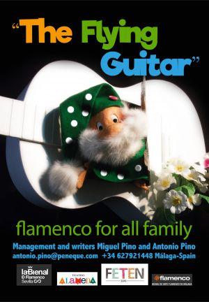 La Guitarra Voladora Ingles