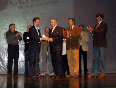 Miguel Pino Expo Malaga 2