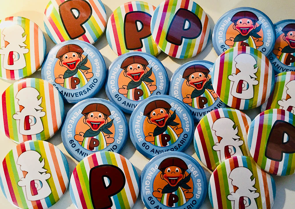 Peneque Badges